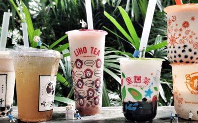 Battle of the bubble teas