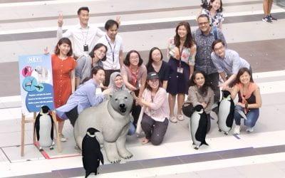 NTU team behind HEY! named Digital Team of the Year