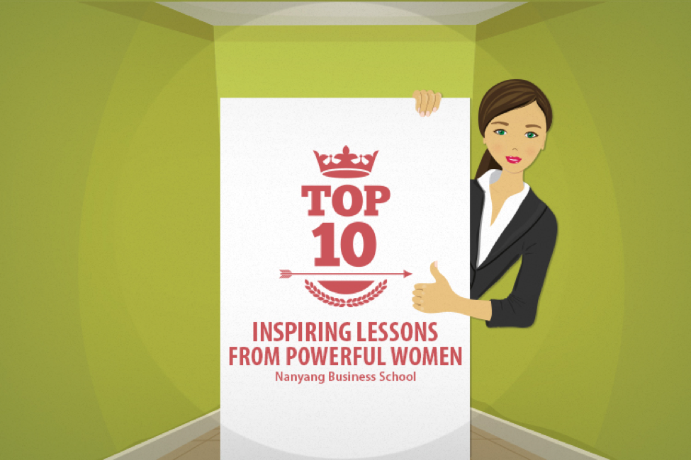 Top 10 Inspiring Lessons from Powerful Women