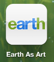 earth as art logo