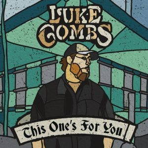 The cover art for Luke Combs' debut album