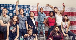 The cast of the hit Showtime series Shameless.