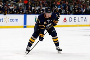 buffalo sabres player jack eichel