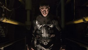Jon Bernthal stars as Frank Castle in the latest Netflix/Marvel series, The Punisher.