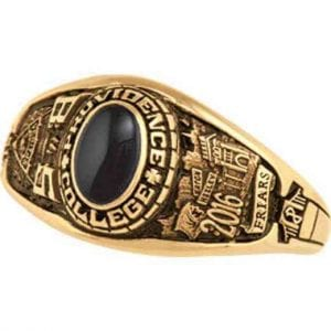 Image of class ring.