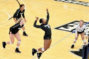 providence college volleyball