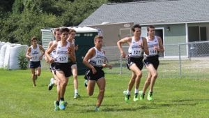 providence college cross country