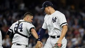 new york yankees mlb playoffs world series