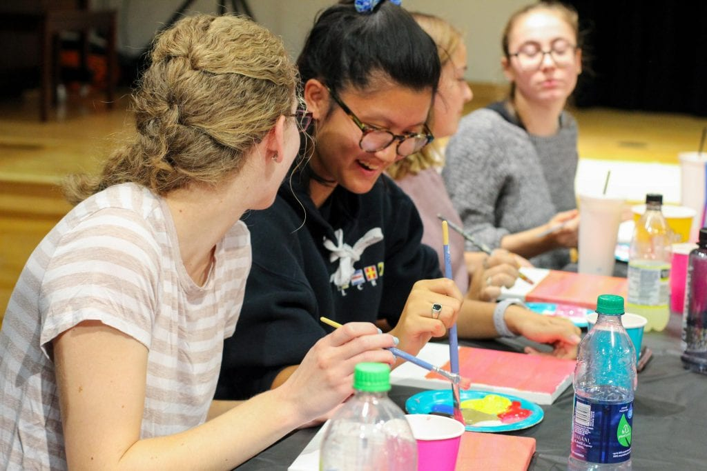Paint Night Providence College