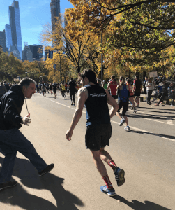 joe rezuke nyc marathon