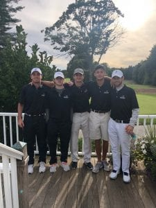 providence college golf team