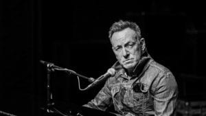 Bruce Springsteen Broadway performance