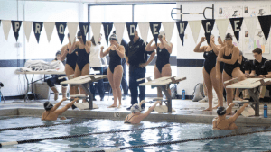 providence college swimming and diving