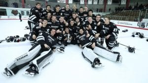 providence college men's hockey mayor's cup winners 2019