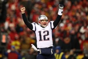tom brady new england patriots super bowl LIII