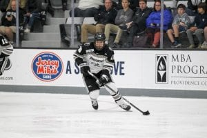 scott conway providence college men's hockey
