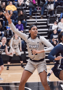 mary baskerville providence college women's basketball