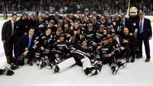 NCAA Frozen Four providence college