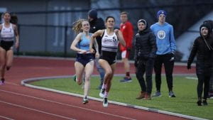 providence college track and field big east tournament