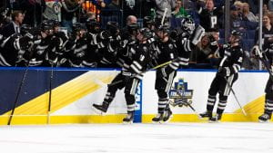 providence college ice hockey frozen four 2019