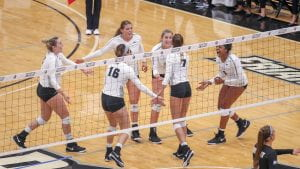 providence college women's volleyball