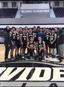 providence college club basketball team
