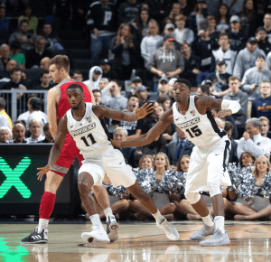 providence college men's basketball team season home opener 2019 big east basketball