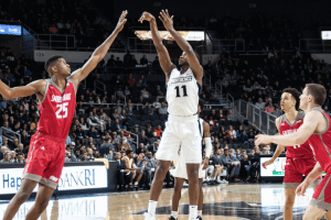 providence college men's basketball team season home opener 2019 big east