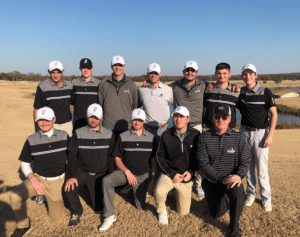 providence college club golf team nationals