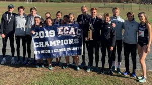providence college men's and women's cross country teams