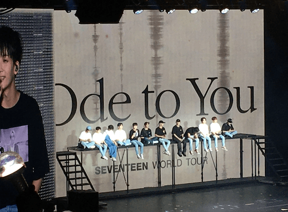 Seventeen Showcases Versatility On Ode To You Tour The Cowl