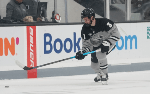 Davis Bunz providence college hockey humanitarian award nominee