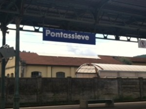 Pontassieve Train Station