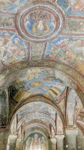 """Sistine Chapel of the Middle Ages"""