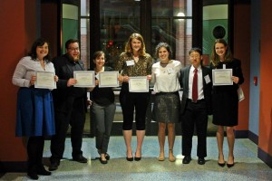 90 Second Thesis Competition