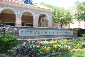 Rice Graduate Apartments