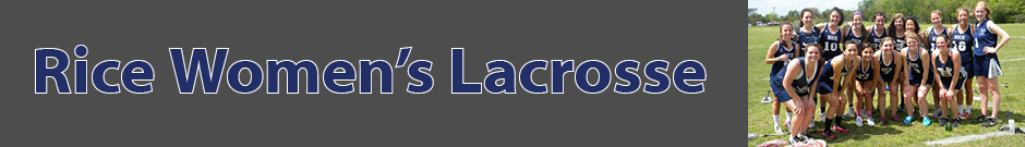 Rice Women's Lacrosse