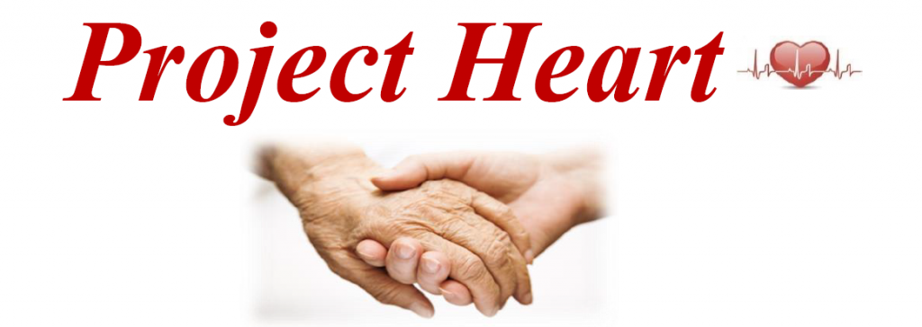 Project Heart logo