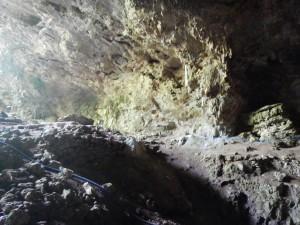Entrance to Las Cuevas