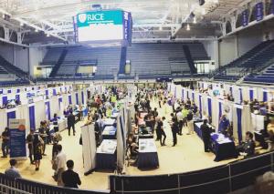 Rice University Center for Career Development (CCD) Fall Career & Internship Expo