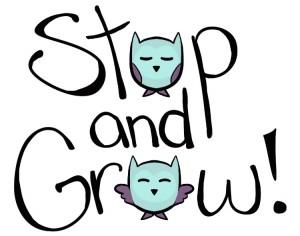 Stop and Grow Logo