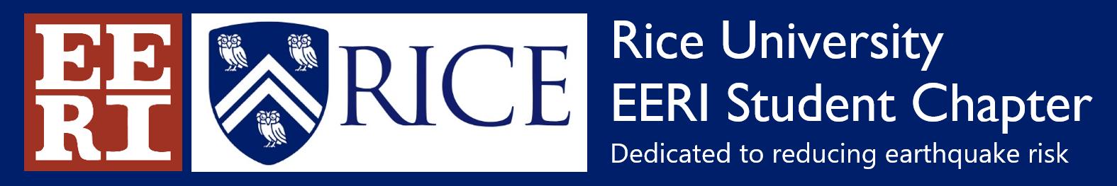 Rice University EERI Student Chapter