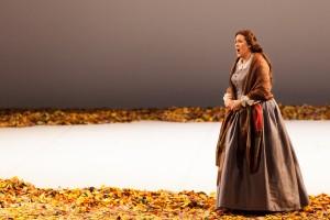Katie Van Kooten as Tatyana. Photo by Lynn Lane
