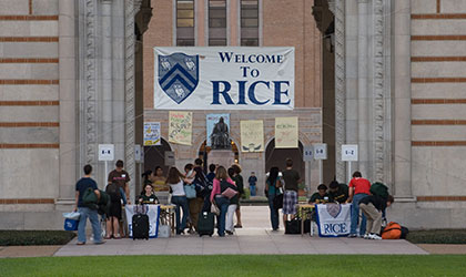 Rice university essay questions