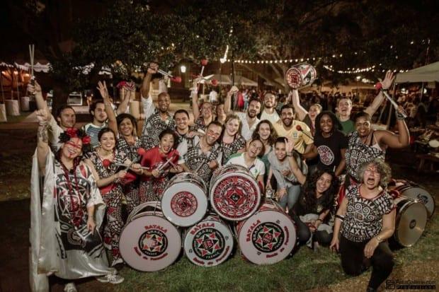 The annual 2018 GSA Culture Night - Photo by Hussain Hijazi / Pella Gallerie Productions