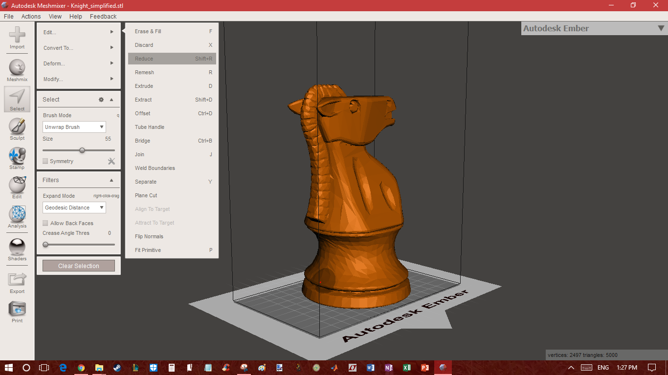 Machining, Molding, and Casting a Knight | ENGI 210: Prototyping and