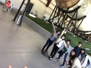 Our trip to NASA! - Yoko Amazaki