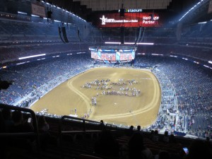 RODEO SHOW!!: We joined a traditional event: RODEO. We watched many shows. It was awesome!