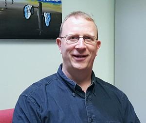 CS Lecturer John Greiner