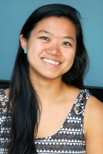 Victoria Eng, CS class of 2016